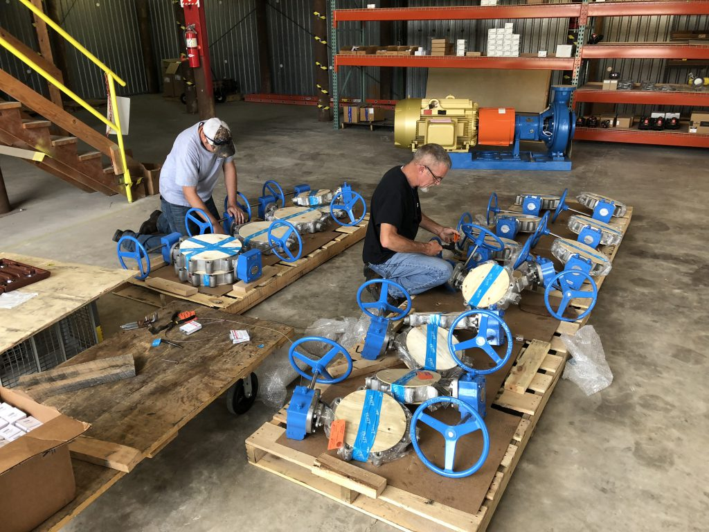 Butterfly Valve Project