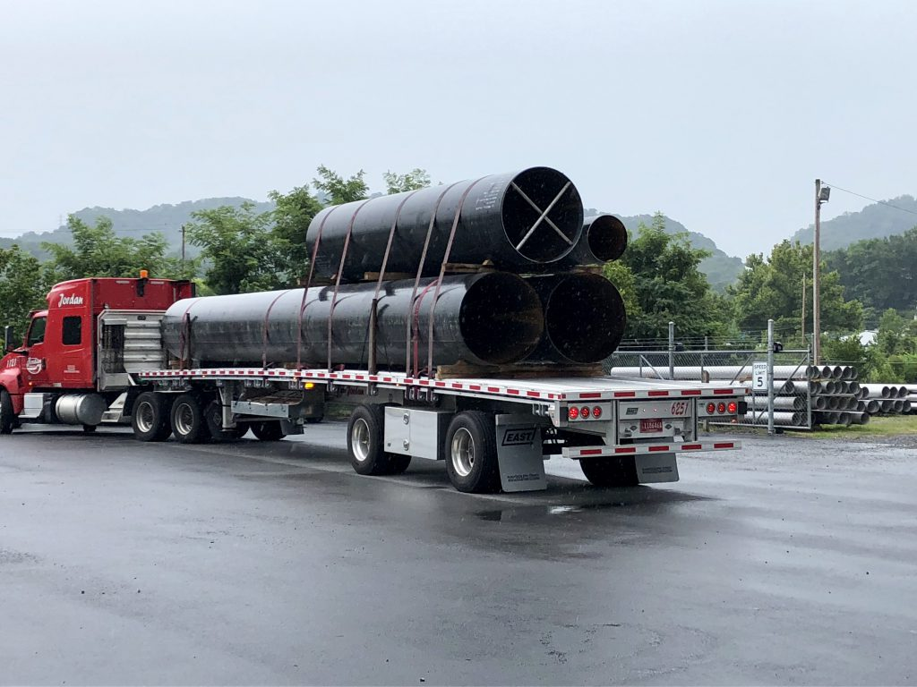 Large Diameter Carbon Steel Piping