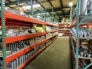Stainless Steel Fittings Inventory
