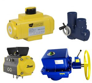 Process Supply Actuators