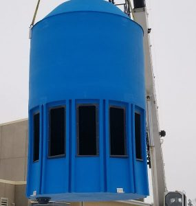 Delta Anti Microbal Cooling Tower