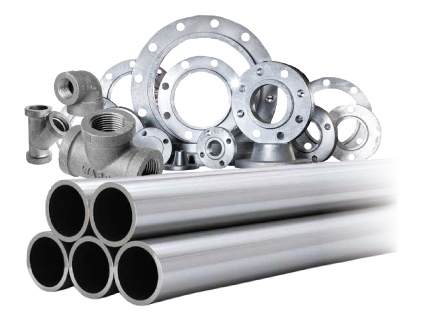 Pipe Fittings and Flanges